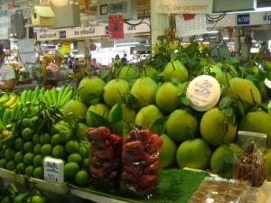 Thai grapefruits