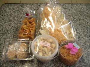 Snacks from Phufa Shop