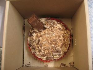 cupcake in a box